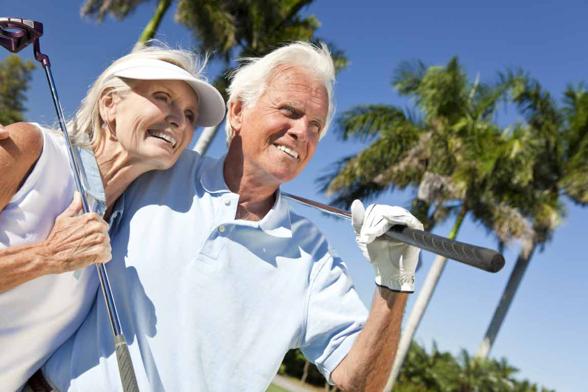 Best golf clubs made for senior players