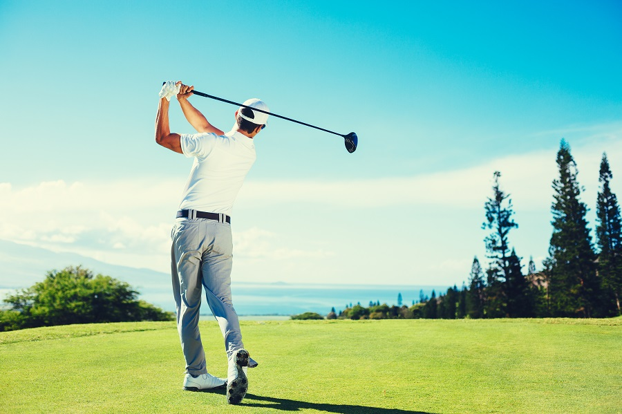 How to Hit a 5 Wood in Golf